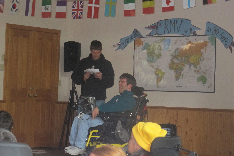 Sharing Mitch's Story