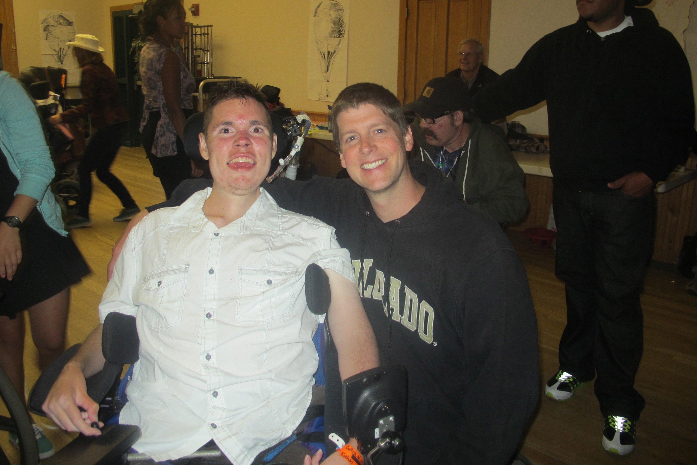 Doug and Nick Collins
