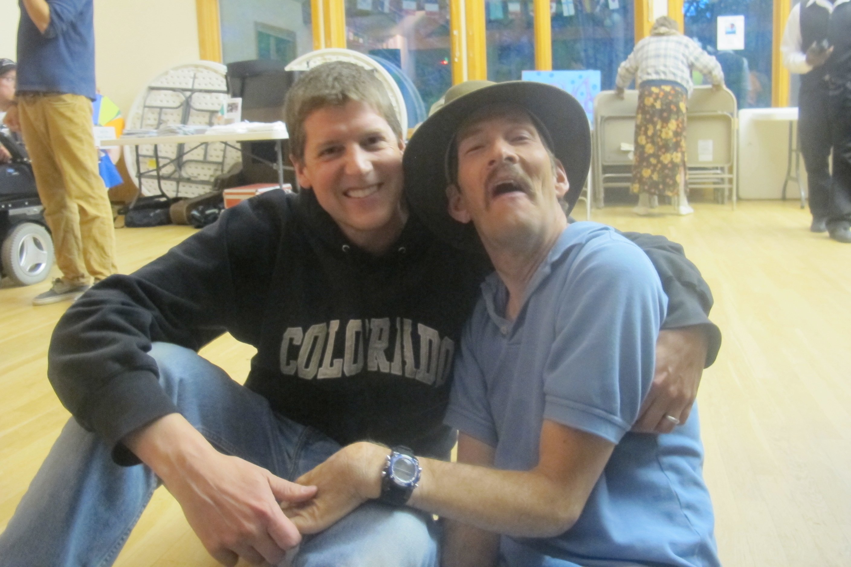 Doug and Dan Gelston
