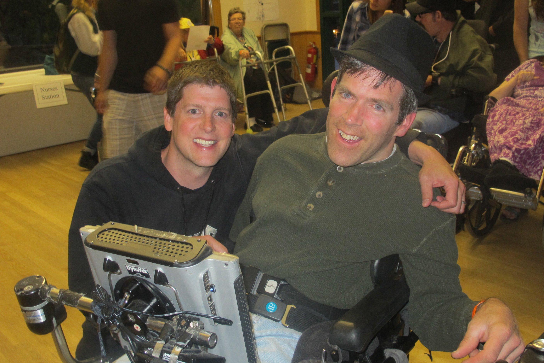 Doug and Mitch McKinney